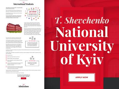 Design for Ukrainian University university students ux ui education