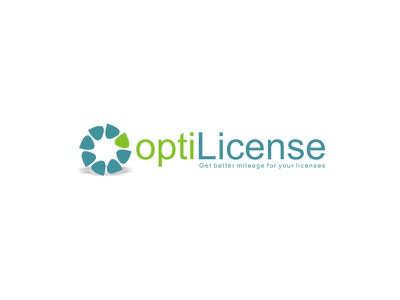 Logo - Optilicense green blue logo
