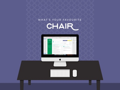 Favourite Chair? chair desk