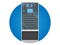 Modern Server Icon