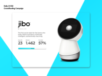 Crowdfunding Campaign   Daily UI 032