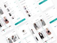 MIRROR e-commerce app