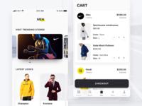 Fashion & Shopping App