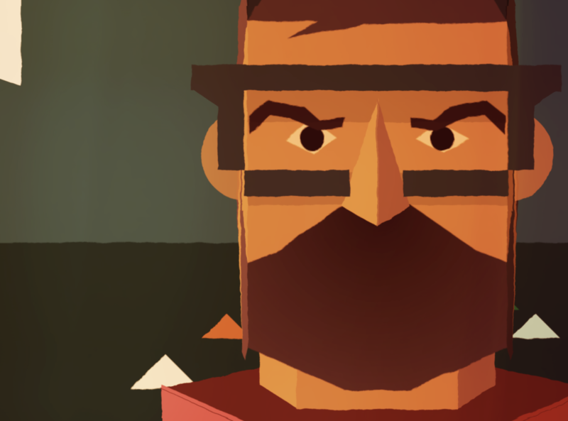 Augmented _ Andrew animation art direction illustration