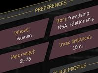 Preferences Detail 1