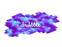 Hey Dribbble :P