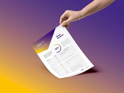 Corporate Event Materials a4 a4 paper moleskine id card design folder logo design