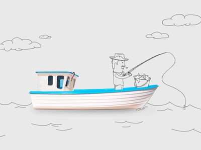 Fisherman and Fishmonger