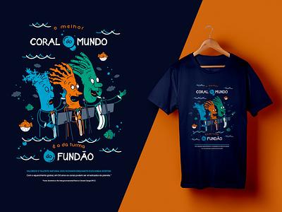 Environmental Awareness - Illustration for T-shirts vector illustration tshirt art tshirt design tshirt print illustration environmental graphics environmental design