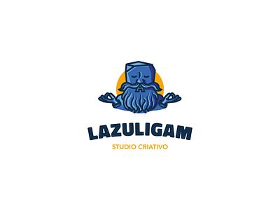 Logotype - Creative Studio vector illustration logo design logotype logo design