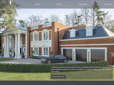 Property Company high end web design