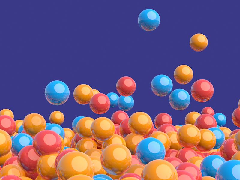Particular particular ball