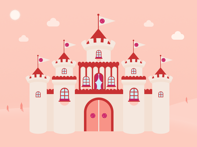 Hi~Dribbble~  I come in~