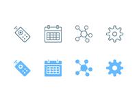 Tap Bar Icons