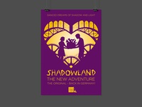 Shadowland Poster Submission poster shadow talenthouse shadowlandposter
