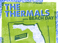 The Thermals and Beach Day (v2.0)