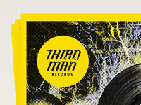 Third Man Records Poster