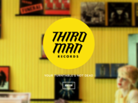 Third Man Records Website