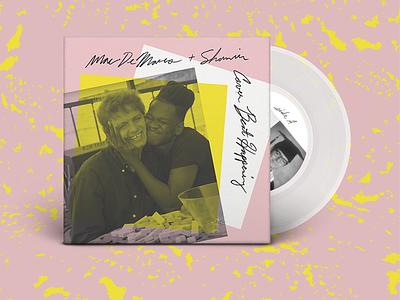 Mac DeMarco & Shamir Cover Beat Happening beat happening shamir mac demarco record store day rsd vinyl music albums visual design graphic design design art