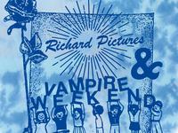 Vampire Weekend & Richard Pictures