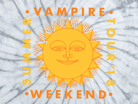 Vampire Weekend Summer Tour '18