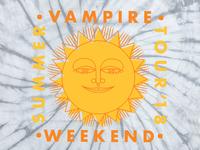 Vampire Weekend Summer Tour '18