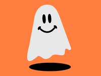 Smiley Ghost