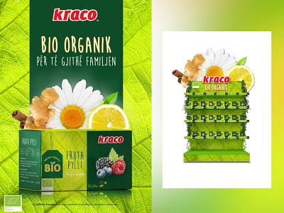 Bio Tea Product Design/Citylight/Poster/Billboard/Shelf tea design poster shelf billboard citylight marketing product design product package teapackaging teadesign tea