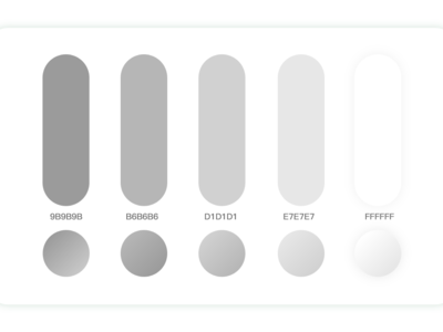 02    Color matching matching color ui design