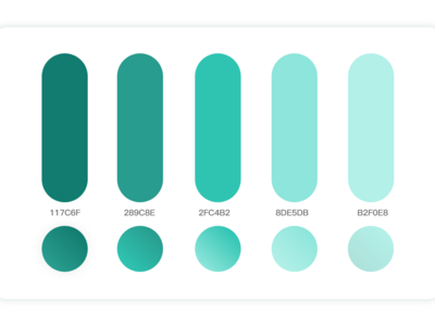03 Color matching gradient color matching design ui