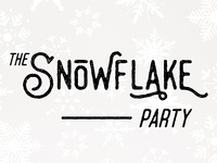 The Snowflake Party