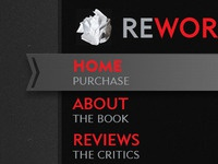 REWORK - Website Redesign