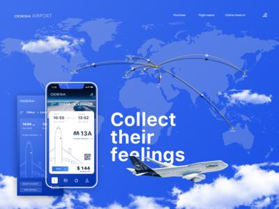 Airport concept app