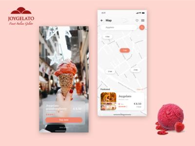 Icecream app