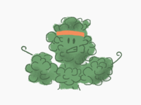 brawny broccoli