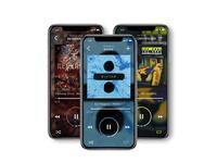 Daily Ui challenge / Music Player