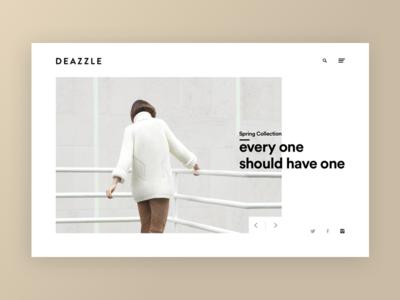 Deazzle Shoe Fashion Website