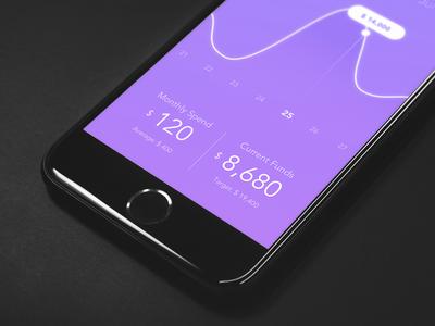 Exploration - Wallet App - Freebies