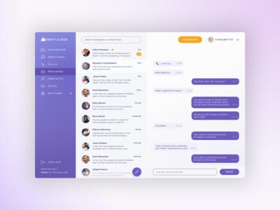 Dashboard Message - Auto Respond