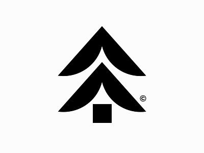 Ecoimpact plant forest tree identiy branding swiss clean logo