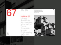 Habitat 67 Layout Explorations