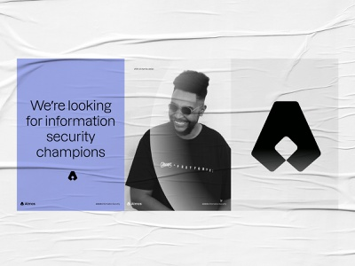 Atmos Messaging Posters