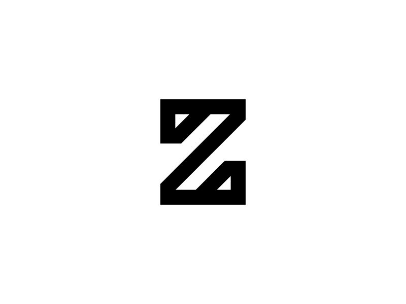 Z Logo Mark By Ignas Dribbble