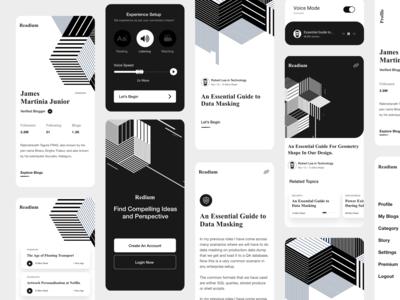 Blog Mobile App