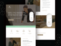 The Minte :: Landing Page