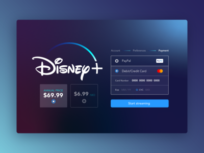 Credit Card Checkout | Daily UI 002