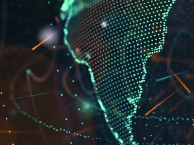 FUI Earth ae motion graphics justin kohse design earth