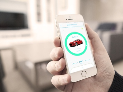 Electric Car Charge Check App