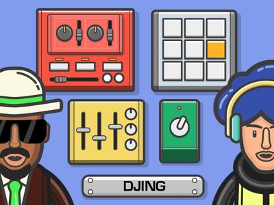 DJ Learning APP
