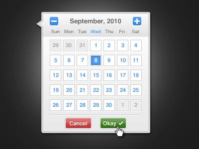 Another Calendar ui calendar